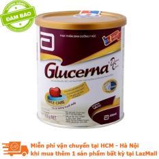 Lon sữa bột Glucerna Hương Vani 400g