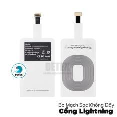 Bo mạch sạc không dây cho cổng Lightning của điện thoại iPhone-samsung-oppo-htc…..
