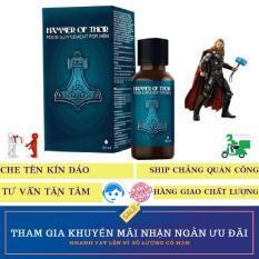 Giọt dưỡng chất Hammer-Of-Thor tăng sức khỏe sức bền nam giới (chai 30ml)