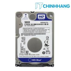 Ổ cứng gắn trong Laptop HDD WD 500Gb SATA (BLUE) – HÃNG PHÂN PHỐI CHÍNH THỨC