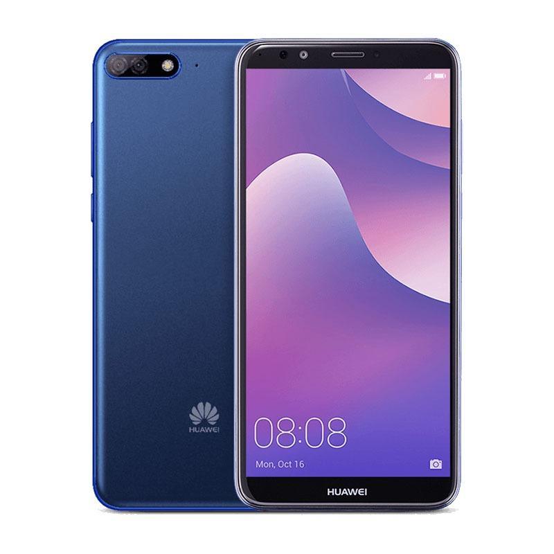 Huawei Y7 Pro 2018 32GB (Xanh) – Hãng phân phối chính thức