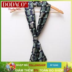 Khăn choàng nữ phụ kiện nữ thời trang nữ DODACO DDC1936 – (Nhiều màu)