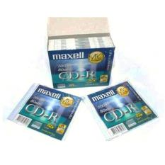 Nên mua Hộp 10 Đĩa CD-R Maxell MQ ở Tân Hùng 123