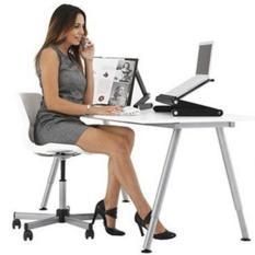 Bàn gấp gọn để laptop tùy chỉnh 360 độ T8