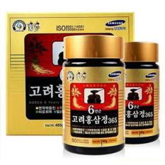 Cao Hồng Sâm 365 Hàn Quốc 240g x 2 lọ [SuPhat Shop]