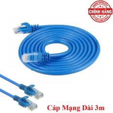 Dây cáp mạng LAN Internet bấm sẵn TP-C dài 3m chuẩn cat 5e