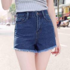 Quần Shorts Jeans Nữ Trơn Zenko WM SHORTS 800015 LTN