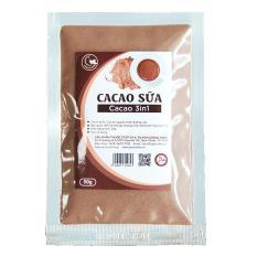 Cacao sữa 3in1 thơm ngon, tiện lợi Light Cacao – gói 50g