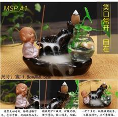 Thác khói trầm hương MSP A1 Lưu ý SP Ko có chiếc lá tặng 10 viên trầm