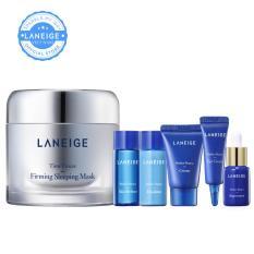 Mặt nạ ngủ ngăn ngừa lão hóa Laneige Time Freeze Firming Sleeping Mask 60ml + Tặng bộ dưỡng chống lão hóa Perfect Renew Trial Kit (5 món)