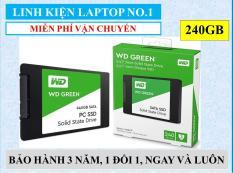 Ổ cứng SSD WESTERN Green 240GB SATA
