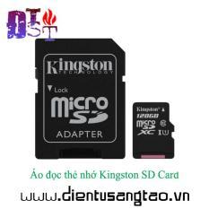 Áo đọc thẻ nhớ Kington SD Card