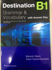 Sách – Destination Grammar & Vocabulary with Answer B1