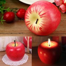 Sáp nến trái táo size 5cm x 4cm