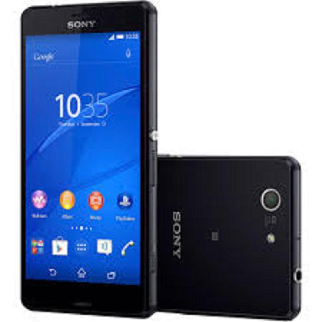 Sony Z3 mini (màu đen) – Hàng nhập khẩu