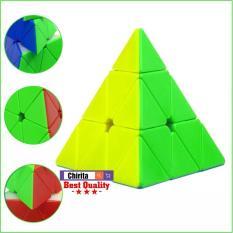Rubik Tam Giác Biến Thể Không Viền Cao Cấp – Triangle Promotion Rubik 310 – (shop có đủ hàng rubik 2×2, rubik 3×3, rubik 4×4, 5×5, 6×6, biến thể, snake, tam giác hàng đẹp)