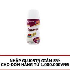 Chai sữa nước Glucerna 220ml