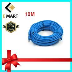 Dây Cáp mạng internet/Lan 10M loại tốt 2 đầu đúc sẵn