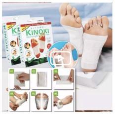 Bộ 20 miếng dán giải độc massage chân Kinoki