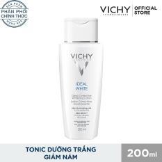 Nước cân bằng và làm trắng da Vichy Ideal White Deep Corrective Whitening Lotion 200ml