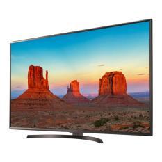 Smart TV LG 43inch 4K Ultra HD – Model 43UK6340PTF (Đen) – Hãng phân phối chính thức