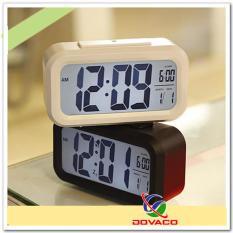 Đồng hồ báo thức cảm biến phát sáng trong đêm V1