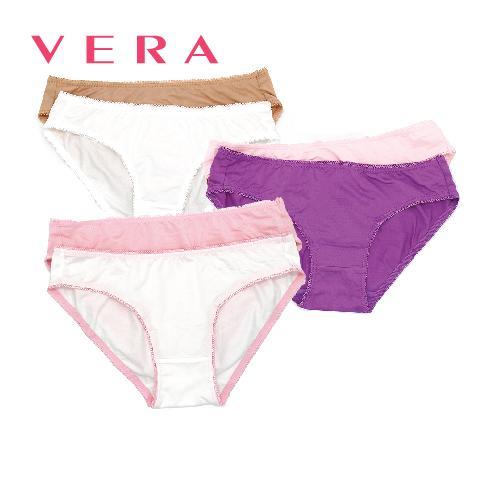 Bộ 3 túi quần lót Bikini VERA (6 quần lót)