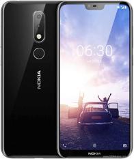 Nokia X6 64GB Ram 4GB (Đen) – Hàng nhập khẩu