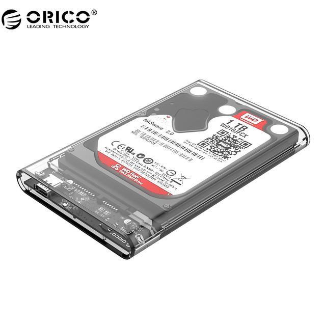 Bảng Giá Hộp ổ cứng 2.5″ SSD/HDD SATA 3 USB 3.0 Orico 2139U3 Tại hungphatstore