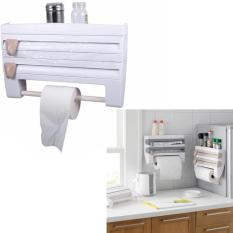 Giá treo đa năng nhà bếp Rack Cute (đựng chai lọ gia vị, giấy vệ sinh, giấy bạc, ni lông
