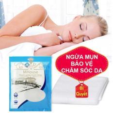 Combo 3 anti acne pillow, protection, facial care
