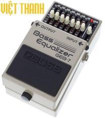 Fuzz Guitar Bass Boss GEB7 Hoạt Động Bằng Pin 9V hoặc bộ nguồn AC Adaptor