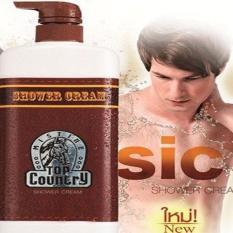 Sữa tắm nam hương thơm tính Ngựa Top Country Thái Lan – 500ml