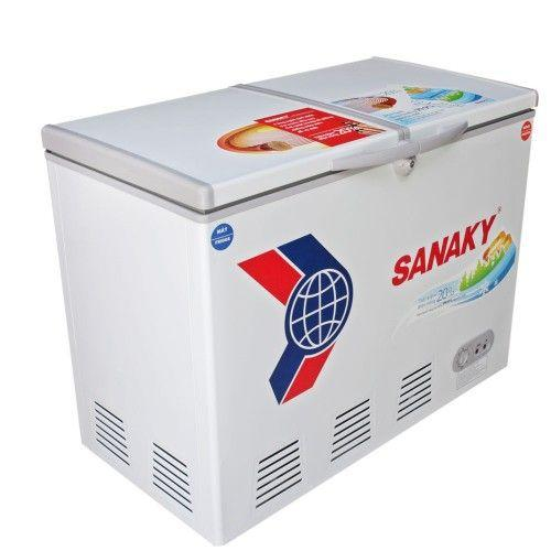 Tủ Đông Dàn Đồng Sanaky VH-2899A1 ( 1 Ngăn Đông 280 Lít)