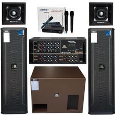 Dàn loa karaoke gia đình KMP – 9000S (CAO CẤP)