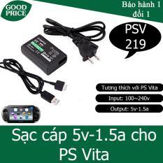 Bộ Sạc Adapter và cáp cho máy PS Vita 2000 – PSV 219