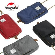 Túi đựng hộ chiếu đeo cổ NatureHike chống nước, đựng điện thoại giấy tờ tùy thân thuận tiện, thời trang