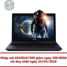 Laptop ASUS FX503VD-E4082T 15.6″ FHD (Đen) – Hãng phân phối chính thức