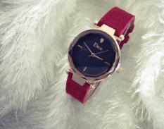 Đồng hồ nữ dây da xịn