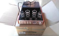 Amply đèn Nobsound MS10D – MKII Bluetooth, nếu nâng cấp Bộ bóng Nga hoặc bóng Đức sẽ hay hơn nhiều