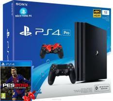 Máy Sony Ps4 Pro 1T chính hãng Sony Việt Nam tặng Pes 2019