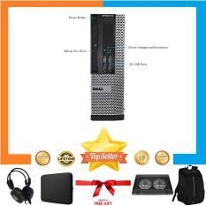 Máy tính Văn Phòng DELL OPTIPLEX 790 SFF Nguyên Bản, Chạy G640, Ram 4GB, HDD 320GB + Bộ Quà Tặng
