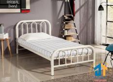 Giường sắt đơn giản 1m