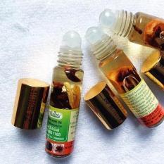 Dầu Sâm Ginseng Green Herb Oil Thái Lan – 8ml
