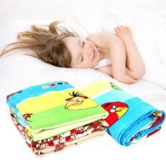 [ GIÁ HUỶ DIỆT] Chăn mền trẻ em nhiều hình (mẫu ngẫu nhiên)-Chan men tre em cotton nhung – hàng VN loại 1(100x85cm)