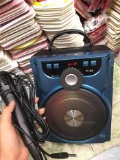 Loa Bluetooth hát Karaoke P87 P88 P89 có tặng Micro