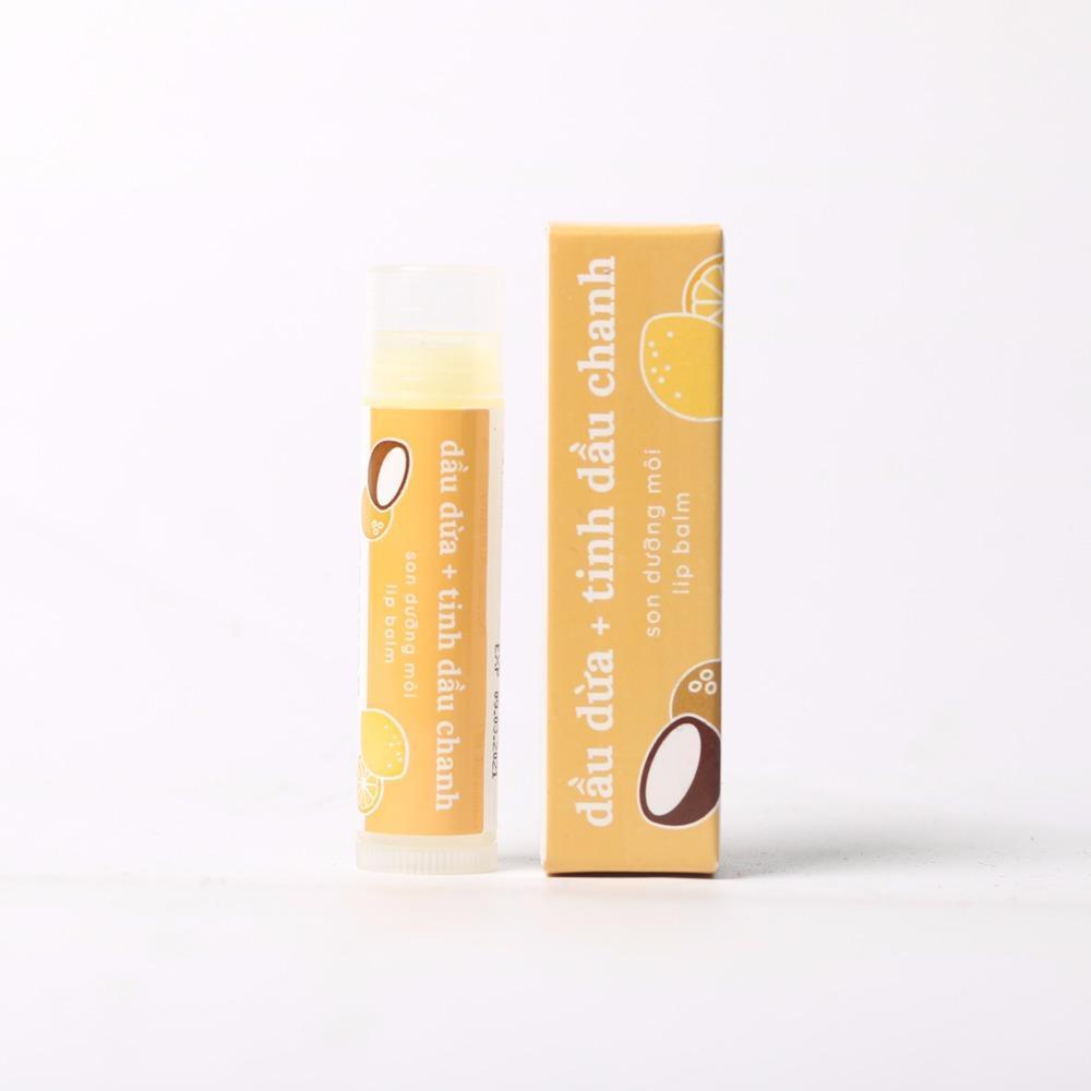 Son dưỡng môi Lip Balm Cocoon 100% thiên nhiên