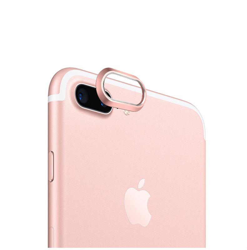 Viền nhôm bảo vệ camera sau cho iPhone 7Plus/8Plus