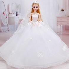 BÚP bê cô dâu 01