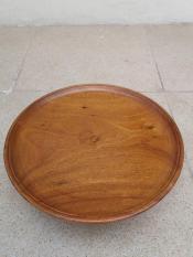 mâm trưng bày ngũ quả gỗ gụ mật kích thước cao 15x35x35
